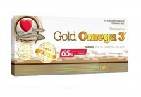 Olimp Gold Omega 3 1000 mg, 60 kapsułek