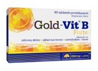 Olimp Gold-Vit B Forte, 60 tabletek