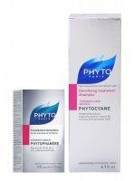 phyto phytocyane ampułki przeciw wypadaniu włosów opinie