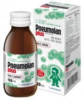 Pneumolan Plus płyn 120ml