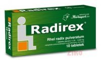 RADIREX 500mg 10tabl.
