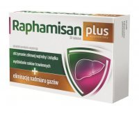 Raphamisan Plus, 30 tabletek