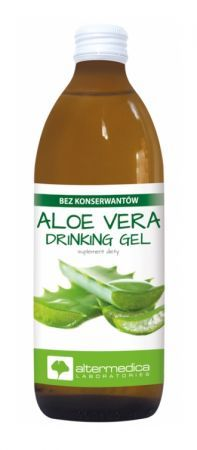 Sok z aloesu Gel, 500 ml /Alter Medica/