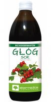 Sok z głogu, 500 ml /Alter Medica/