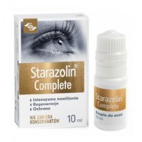 Starazolin Complete Krople do oczu, 10 ml