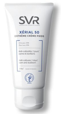SVR Xerial 50 Extreme krem do stóp 50ml