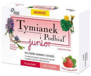 Tymianek i Podbiał Junior 16past.