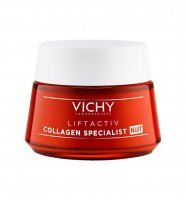VICHY Liftactiv Collagen Specialist Krem na noc, 50 ml