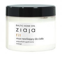 Ziaja Baltic Home Spa fit Mus nawilżający do ciała, 300 ml