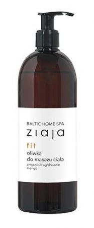 Ziaja Baltic Home Spa fit Oliwka do masażu ciała, 490 ml